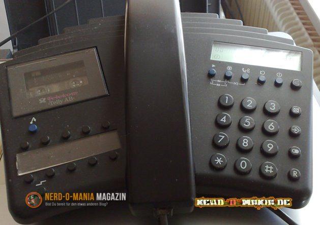 Telly AB+ Ein Telefon aus der zeit, als Technik noch Geräusche machte