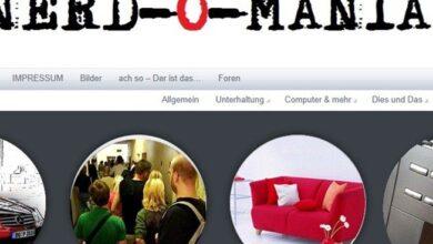 Bild von Aus petersplace.net wird NERD-O-MANIA.de..