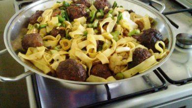 Bild von Von jetzt an: Essen aus dem WOK und Saucen aus Sprudelflaschen..