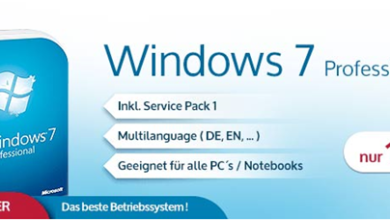 Photo of Billiger als raubkopiert: Original Windows 7 für unter 20,00 €!..