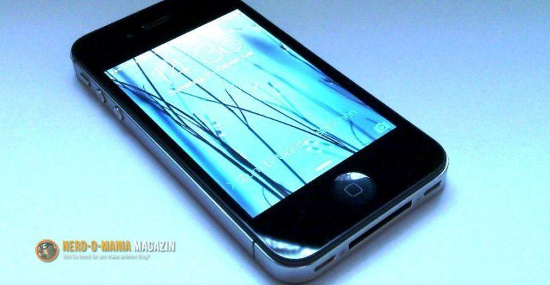 Bild von In First Touch mit dem IOS 7 von Apple