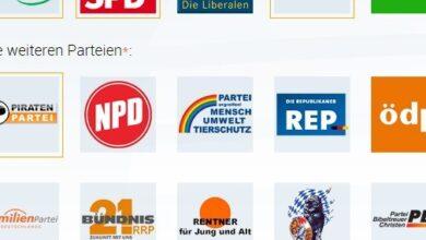 Bild von Wählen leicht gemacht–dank Wahl-O-Mat..