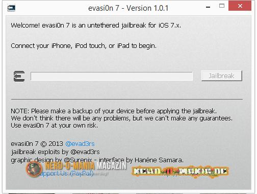 Bild von Jailbreak für das IPhone mit IOS 7 verfügbar – lohnt sich die Installation? Der Test..