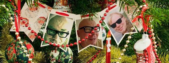 Bild von Frohe Weihnachten – Merry Christmas – God Jul – Buone Feste Natalizie – Zalig Kerstfeest