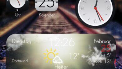 Photo of Neuer Look für's IOS 7–die ersten Themes für das IPhone sind da..