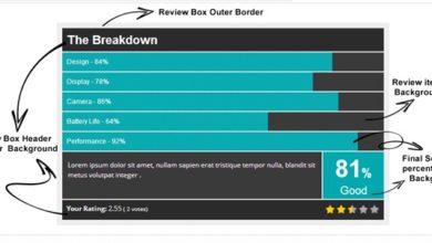 Bild von ein notwendiges Plug-In für Produkttest-Blogs – Taqyeem Review..