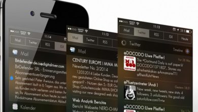 Bild von präsentiert doch mal Screenshots de Luxe – dank Photoshop Mock-ups kinderleicht