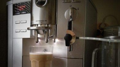Photo of Milchspender für JURA Kaffeevollautomat selbstgebaut – für unter 20 €..