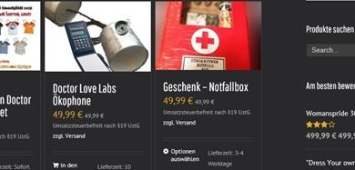 Bild von Woo Commerce 2.1.8 und Woo Commerce German Market Updates schrotten Webshop – Rettung bringt nur Rollback..