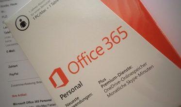 Bild von Heute und vor fast 20 Jahren – die Microsoft Office Software im Wandel der Zeit..