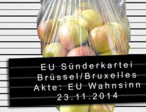 Sonntagsgedanken: Müllberge, Plastiktüten, Meeressterben–und was das alles mit der EU in Brüssel zu tun hat..