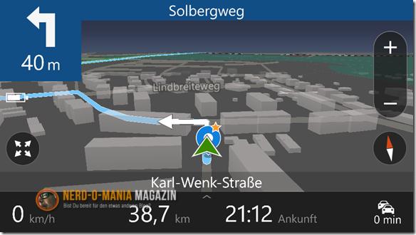 Lumia Navigation