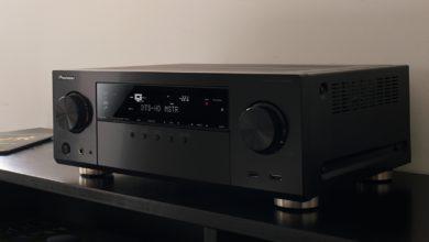 Bild von Pioneer VSX-924 AV Receiver und die Welt wird Digital..