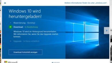 Bild von Windows 10 im ersten Test. Wie gut ist das Betriebssystem?