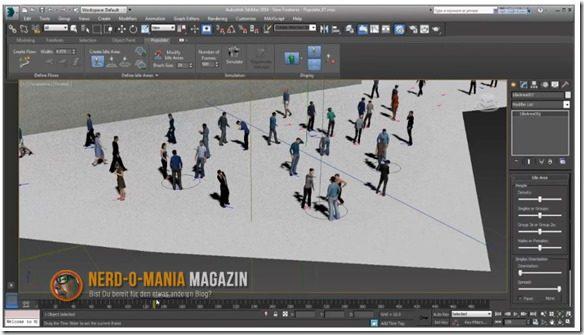 Crowd Animation
