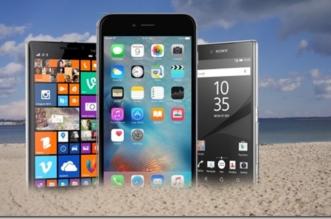 Strand-mit-Smartphone-Surfbrett-small_thumb.jpg