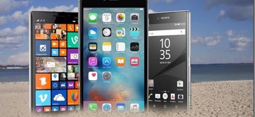 Bild von Sie wollen Giganten sein – iPhone 6s Plus, LUMIA 930 und SONY XPERIA Z5 im Test!..