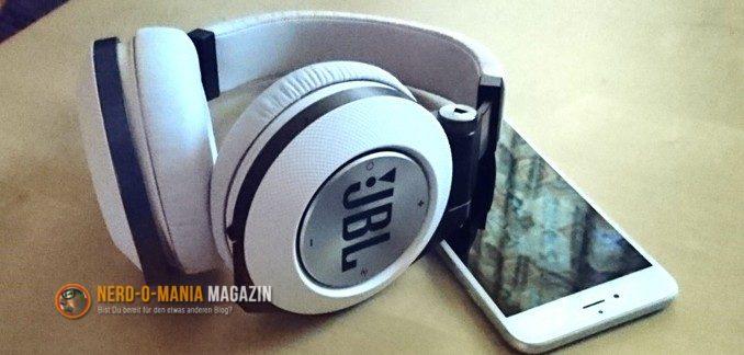 Bild von Jetzt gibt's was auf die Ohren – dank dem JBL Synchros E50BT..