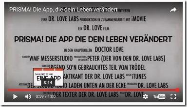 YouTube Coyright Verstoß bei eigenen Inhalten