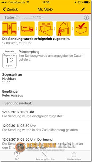 DHL-App