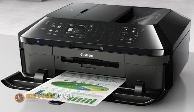 Bild von Der CANON PIXMA MX925 All in One im Test – ein echter Alleskönner für alle Druckaufgaben..