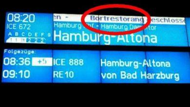 Bild von Servicewüste Deutschland Part 3: wenn die Deutsche Bahn Reisende vor Schaden bewahren will – dann muss man hart im Nehmen sein…