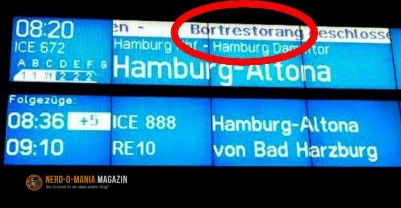 Photo of Servicewüste Deutschland Part 3: wenn die Deutsche Bahn Reisende vor Schaden bewahren will – dann muss man hart im Nehmen sein…