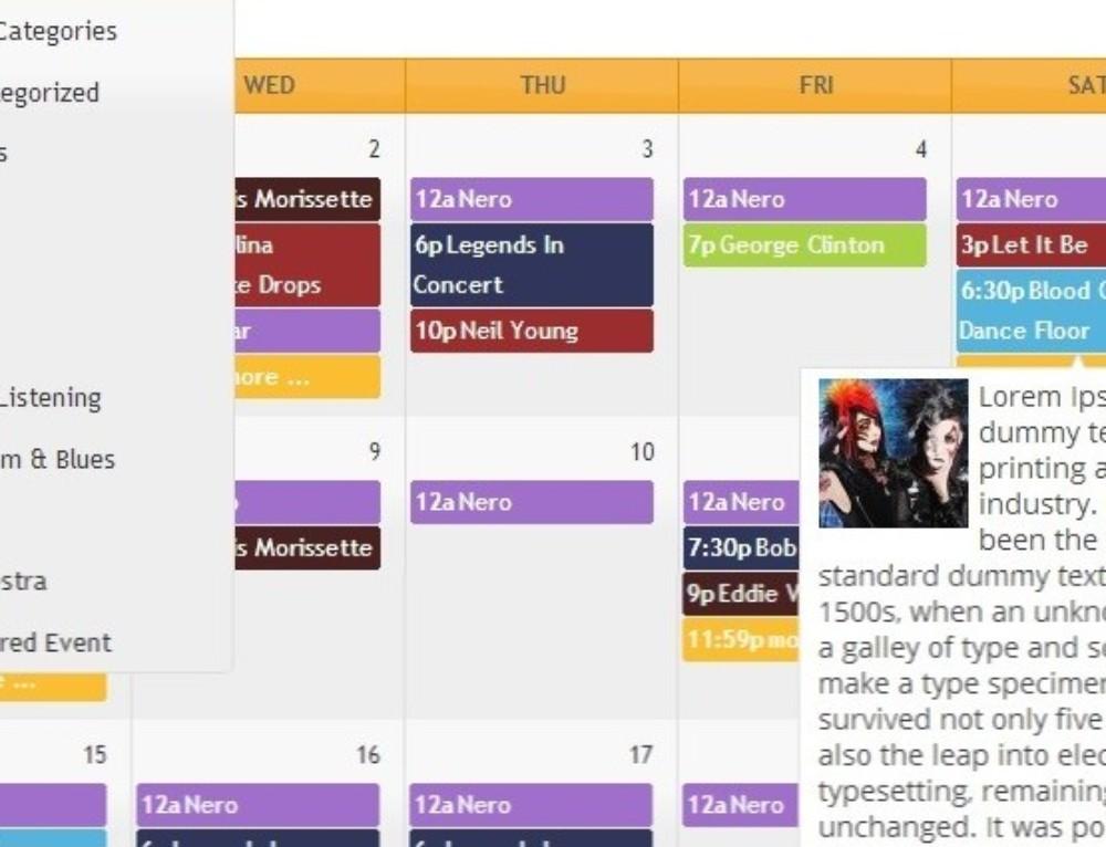 WordPress: Kalender, Calendar und noch mehr Veranstaltungs-Tools: aber welches ist das Beste?..