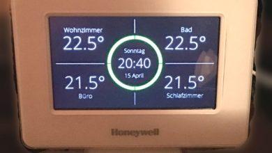 Photo of Das Honeywell evohome Set im Test..