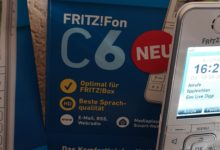 Photo of Das AVM FRITZ!Fon C6 im Test