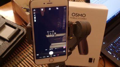 Bild von Der DJI OSMO Mobile 3 Gimbal im Test – nicht mehr nur gut, sondern nun wirklich nahezu perfekt..