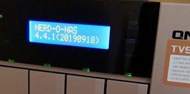 Bild von Die TurboNAS QNAP TVS-473e im Test– eine NAS die ihrem Namen alle Ehre macht..