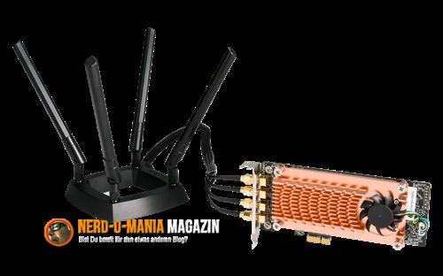 QWA-AC2600 WLAN Adapter