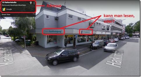 Harkortstrasse Streetview