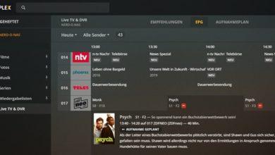 Bild von QNAP TVS-473e, Fritz WLAN Repeater DVB-C und PLEX Media-Server – ein starkes Trio!..