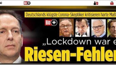 Bild von Sonntagsgedanken: warum die Verschwörungstheoretiker in Deutschland einen Bürgerkrieg auslösen, wenn wir nicht aufpassen..