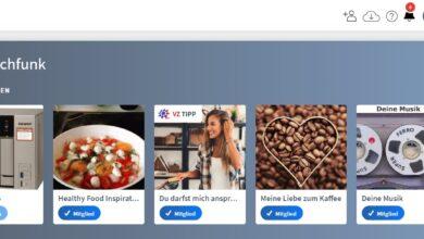 Bild von das neue VZ im Test – ist das soziale Netzwerk ein Potemkinsches Dorf?..