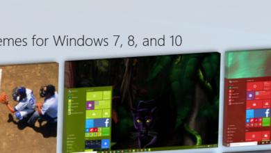 Bild von Retro Pur: Windows 10 mit klassischem Startmenü und dem Windows 98 Plus! Pack aufgestylt..