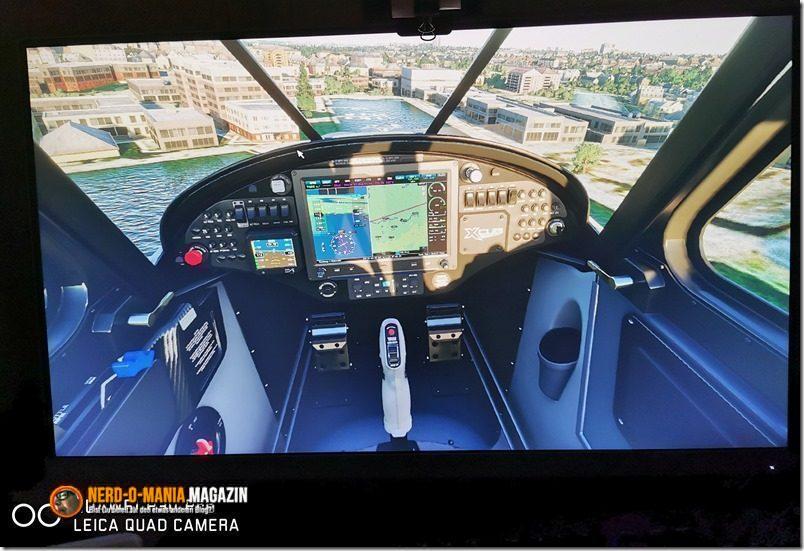 Microsoft Flight Simulator 2020 - Dortmund: Überflug Phoenixsee in Do-Hörde
