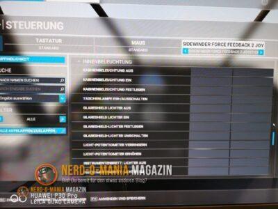 Microsoft Flight Simulator 2020 - Einstellorgie pur